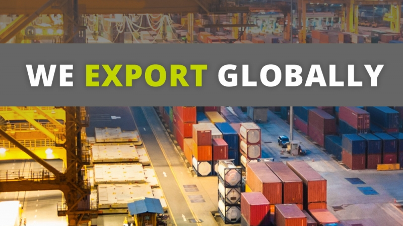 We Export Page Image