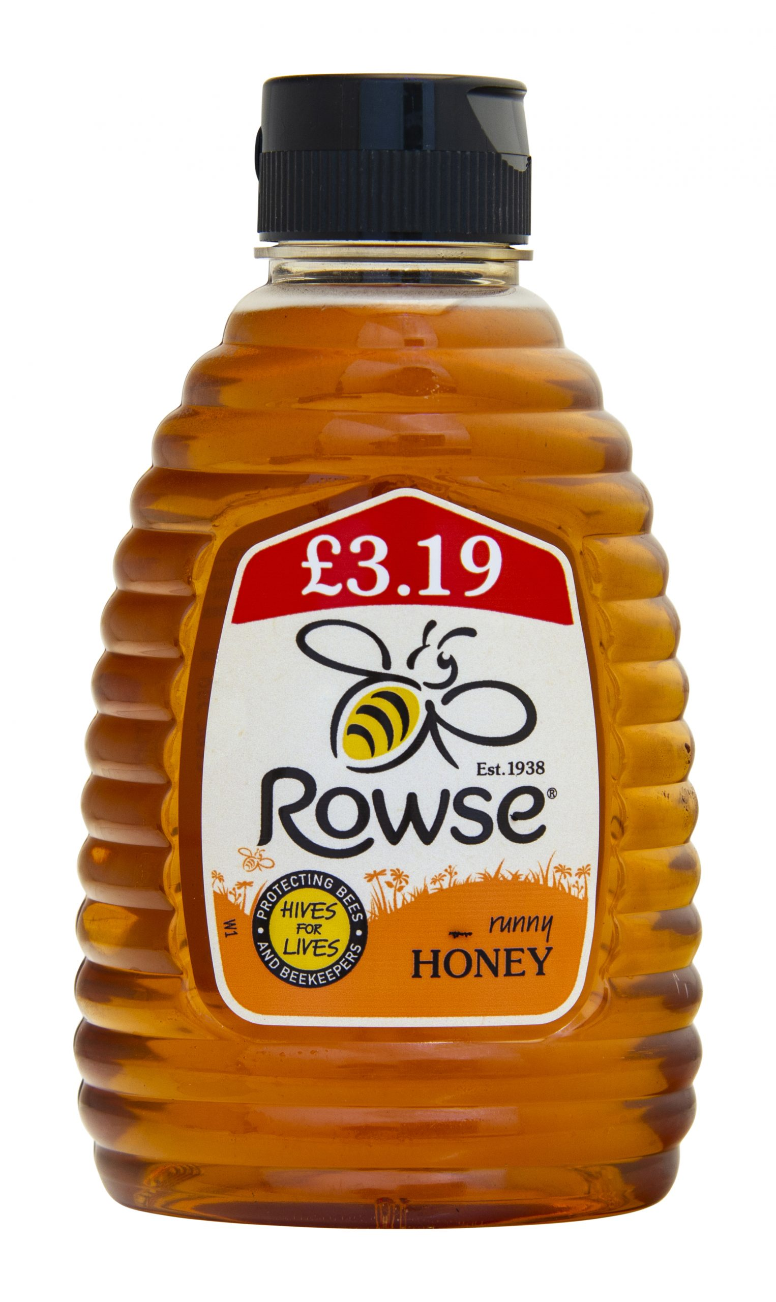 Rowse Squeeze Honey PM £3.19